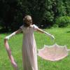 Нежно-розовый ампир